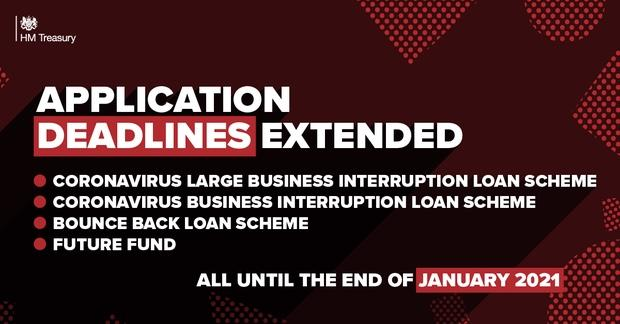 Application Deadline Extended